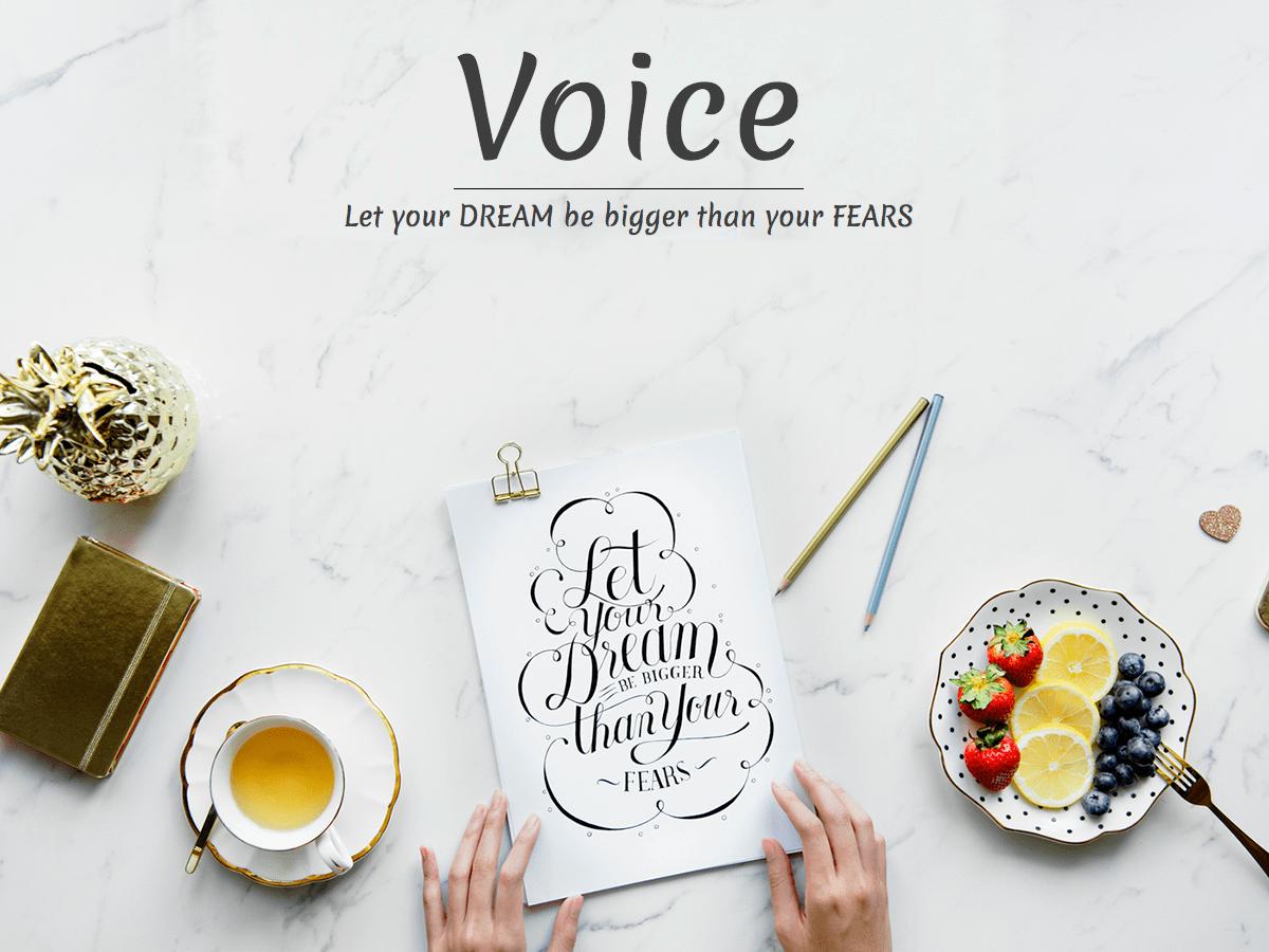 voice-blog